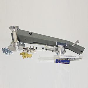 GRAY 206 tonearm clone magnesium alloy